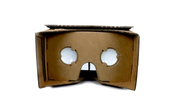 Is Google Cardboard a copy of Metal Gear Acid 2's Solid-Eye peripheral for the PSP?