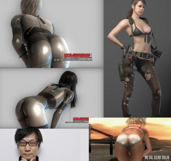 Phil Fish wonders if Kojima will handle sexual themes as maturely as Silent Hill 2; proceeds to joke that