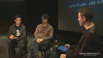 Kojima's answer regarding Portable Ops' canonity in Twitch interview lost in translation?