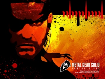 Konami Europe adds some of Portable Ops in Metal Gear timeline