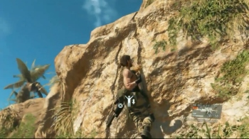 Editor of Kotaku Australia gushes over Big Boss' climbing animations