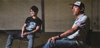 "Kojima on Shinji Mikami: ""We're both crotchety old men"""