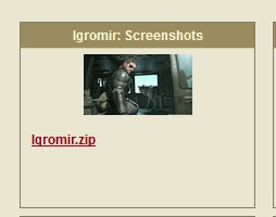 Igromir 2014 screenshots available on Konami's website are basically TGS 2014 screenshots