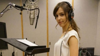 They're still recording Quiet's voice overs for The Phantom Pain
