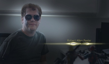 Meet Robert Allen Peeler, Kojima Productions Los Angeles' online community manager