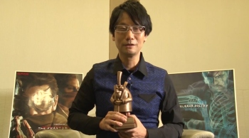 Hideo Kojima wins Bradford UNESCO City of Film Award for Cinematography in Videogames
