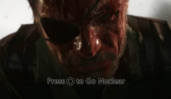 SATIRE: What MGSV Can Learn from Call of Duty: Advanced Warfare's Press F to Pay Respect Scene