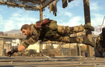 Konami releases new HD MGO screeenshots