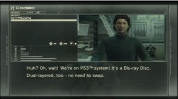MGS4 coming to PSN Store
