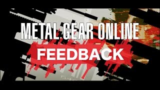 Perfect Stealth offers feedback for the upcoming MGO
