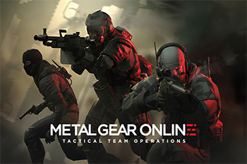 MGSV website updated with MGO screenshots and wallpaper
