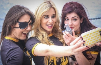 Get £5 credit for taking selfies with your Insert Coin Kojima Productions gear