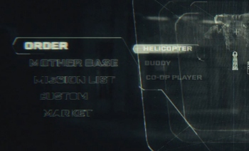 2014 reel shows MGSV GUI concept under Kyle Cooper