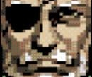 You now realize Big Boss is making a =3 face in Metal Gear 2: Solid Snake
