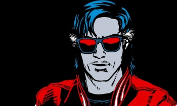 French house artist Kavinsky on The Phantom Pain: