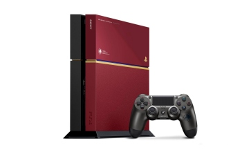 Asia gets limited edition The Phantom Pain PS4 modeled after Big Boss' arm
