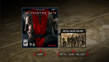 The Phantom Pain on Steam to be released September 15, 2015