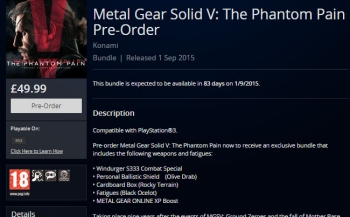 PlayStation Store reveals