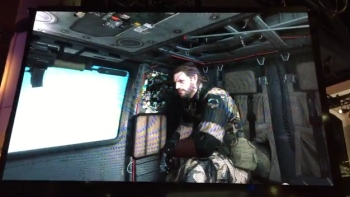 Here's three minutes off-camera footage of the MGSV E3 2015 gameplay demonstration
