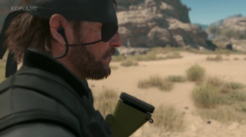 Here's another way to tackle that MGSV mission demonstrated at E3 2015