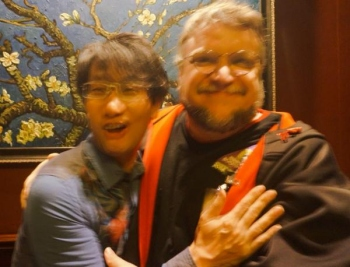 Guillermo del Toro and Hideo Kojima