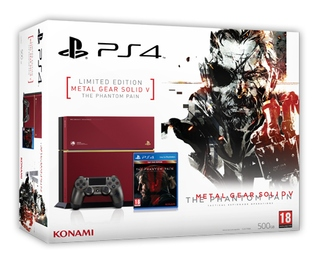 MGSV PS4 available for preorder in UK