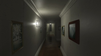 Fan recreates P.T. hallway in Unity