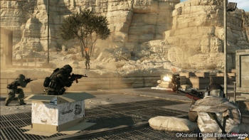 MGSV's MGO to allow international multiplayer; will have tournaments