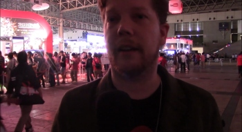 Watch a guy with a shaky camera ask Robert Peeler questions about MGO at TGS 2015