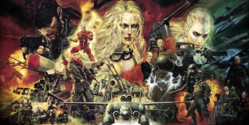 Japanese film poster illustrator Noriyoshi Ohrai passed away at 76