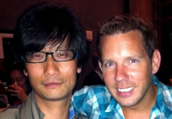 Kojima asked Cliff Bleszinski to join in on Silent Hills project