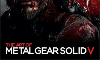 The Art of Metal Gear Solid V available for pre-order