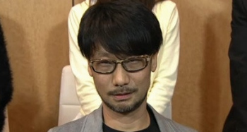 Kojima says new Kojima Productions title will not seem