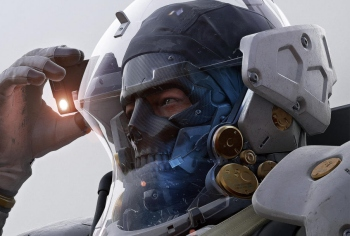 Kojima Productions launches Twitter account, new render of Ludens,