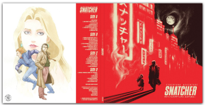 Snatcher soundtrack on vinyl pre-order available December 1