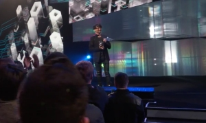 A year later, Hideo Kojima finally gets the Industry Icon award he won from The Game Awards 2015