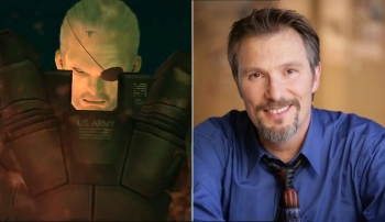 RIP John Cygan, voice of Solidus Snake
