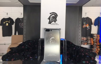 Kojima Productions merch available at E3 2017; no badge required