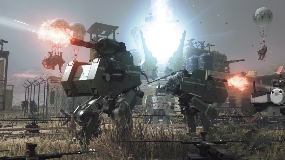 EDITORIAL: You Can Be Excited for Metal Gear Survive If You Want To (You Can Leave Your Friends Behind)