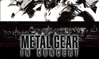 Partial setlist for Metal Gear In Concert released