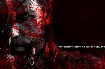 Unreleased MGSV: The Phantom Pain music available on Justin Burnett's portfolio