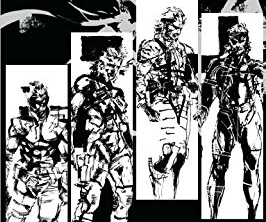 The Art of Metal Gear Solid I-IV announced; 800-pages of Yoji Shinkawa goodness