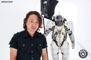 Yoji Shinkawa to be at MAGIC 2018