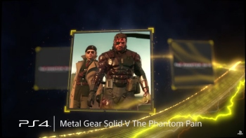 MGSV: The Phantom Pain will be free for PS Plus members in October 2017