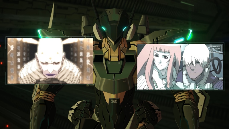 Full trailer for Zone of the Enders: The 2nd Runner M∀RS