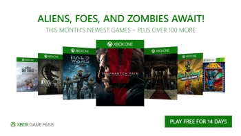 The Phantom Pain free to play on Xbox Game Pass