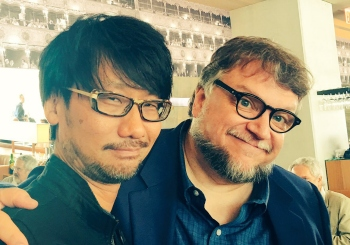 Kojima and Del Toro to present award at The Game Awards