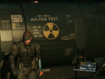 Is MGSV's nuclear disarmament special event impossible?