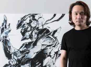 Yoji Shinkawa creates promotional art for Seiko's April Fools Joke
