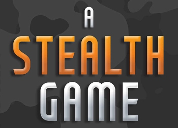 A Stealth Game by Terry Wolfe now available